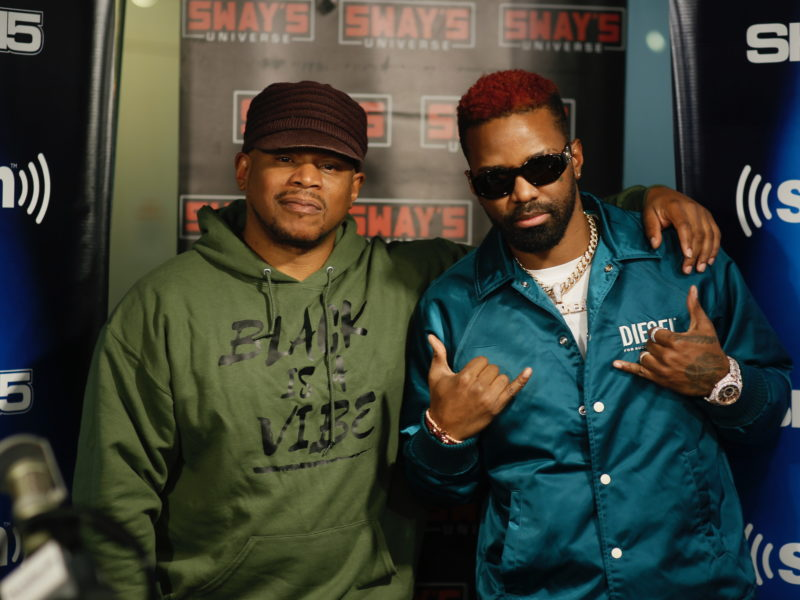 "Konshens Freestyles Live, Talks Guilty Pleasures & ""Badman vs Nice Guy"" Project"