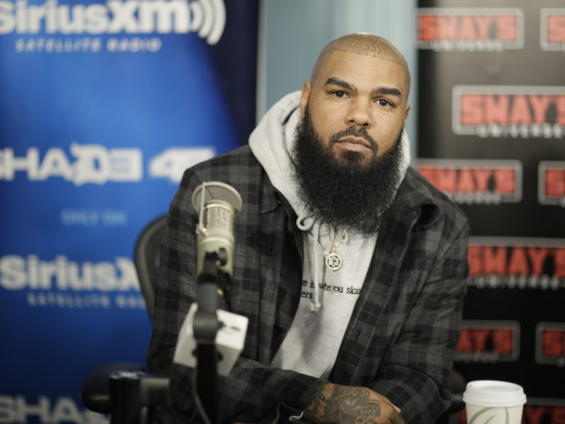 Stalley Freestyles + Talks Being Independent, Spiritual Evolution & New Project