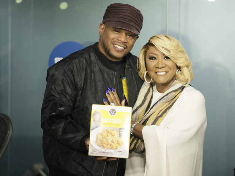 "Patti LaBelle Talks New Frozen Food Line, ""Patti's Good Life"""