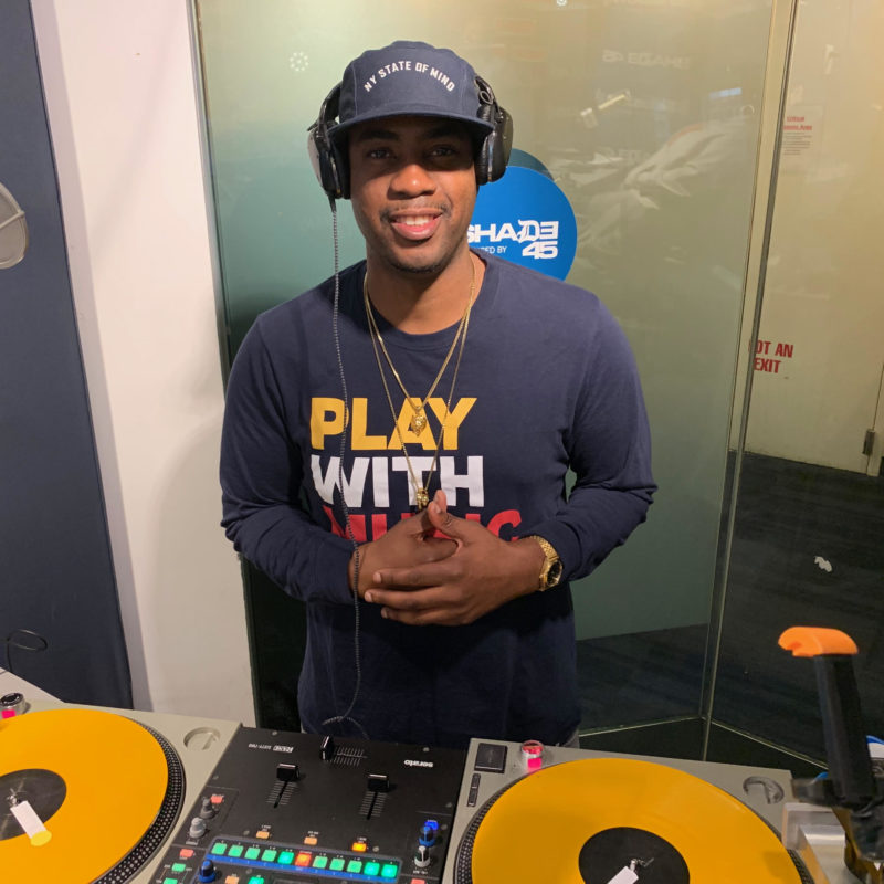 DJ Ease Sway In The Morning Mix
