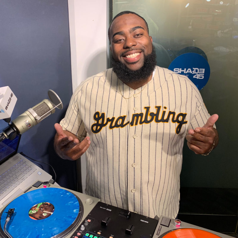 DJ General Mealz Sway In The Morning Mix