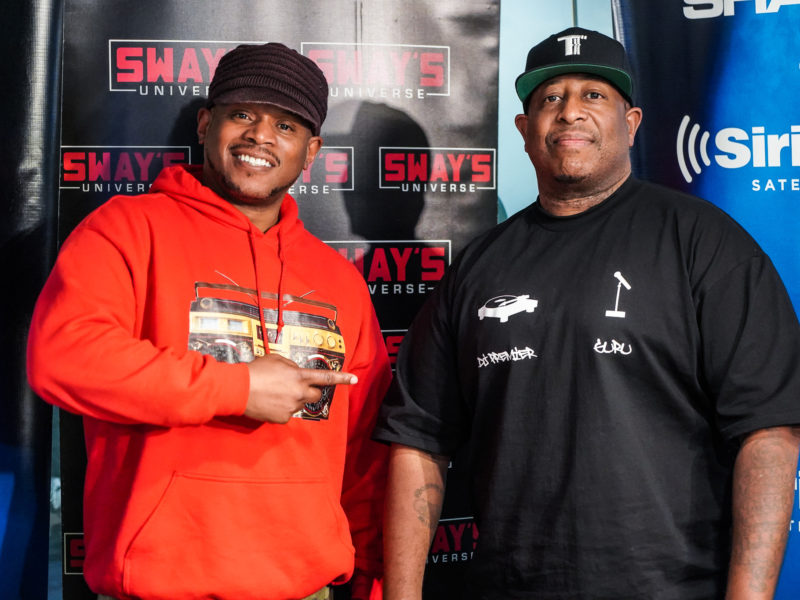 "DJ Premier Describes Last Words with Guru, History of Gang Starr & new Album ""One of the Best Yet"""