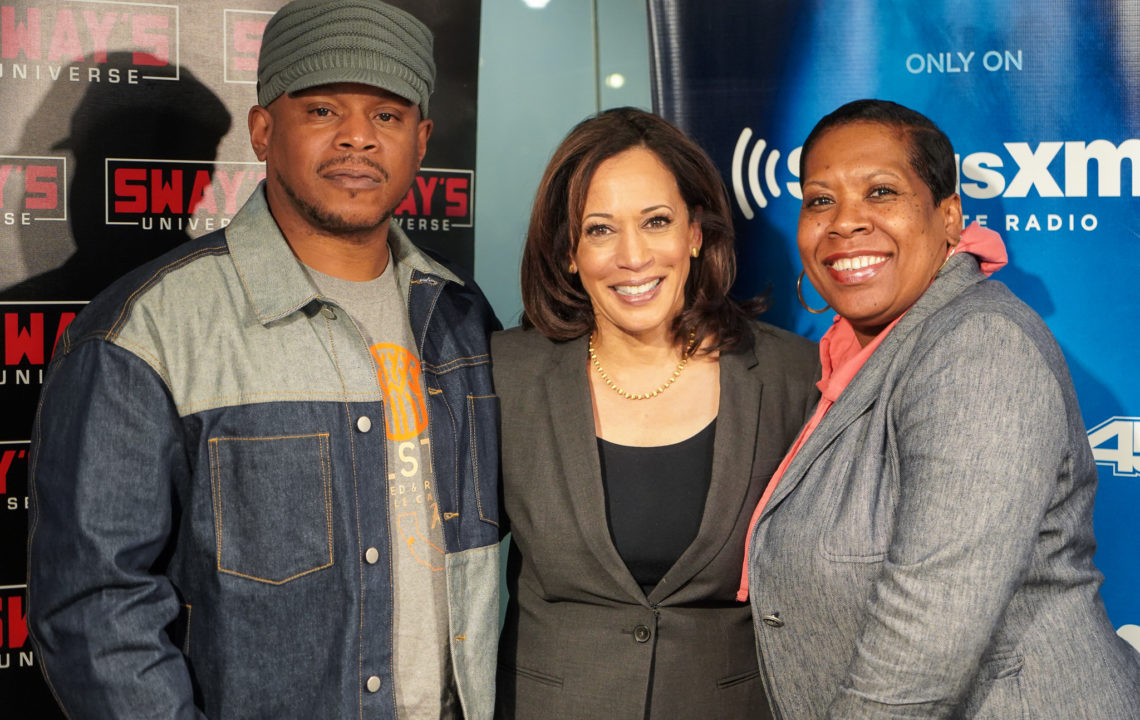 Senator Kamala Harris Interview on Sway in the Morning