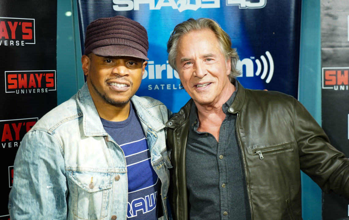 Don Johnson Talks New Movie 'Knives Out' with Lakeith Stanfield and Daniel Craig