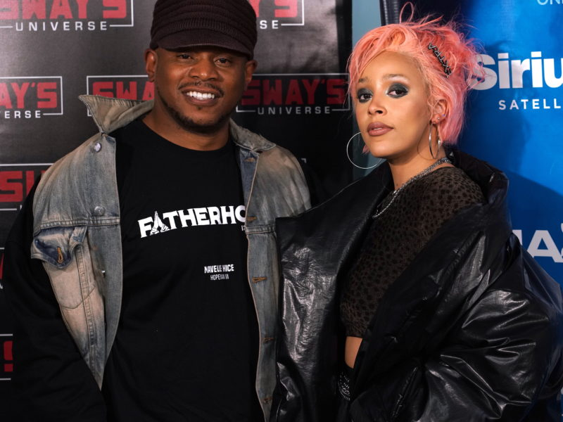 Doja Cat Talks Music & Freestyles on Sway in the Morning