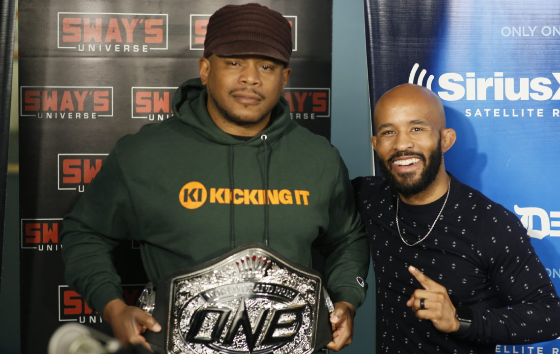 Demetrious Johnson on Winning the ONE Flyweight World Grand Prix Championship & Passion for Gaming