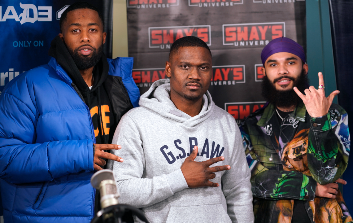 Friday Fire Cypher: Booka Banks and Regular Repty Spit over Classic Needlz Beats
