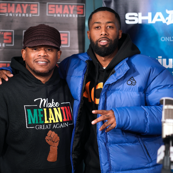 Brooklyn Native Booka Banks on Sway In The Morning