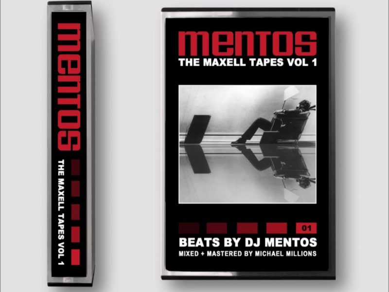 DJ Mentos Curates The Friday Fire Cypher and Drops 'The Maxell Tapes Volume 1'