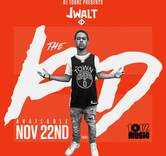 "Premiere: Jwalt Debuts New Single, ""K.I.D"" Ahead of Upcoming Album"
