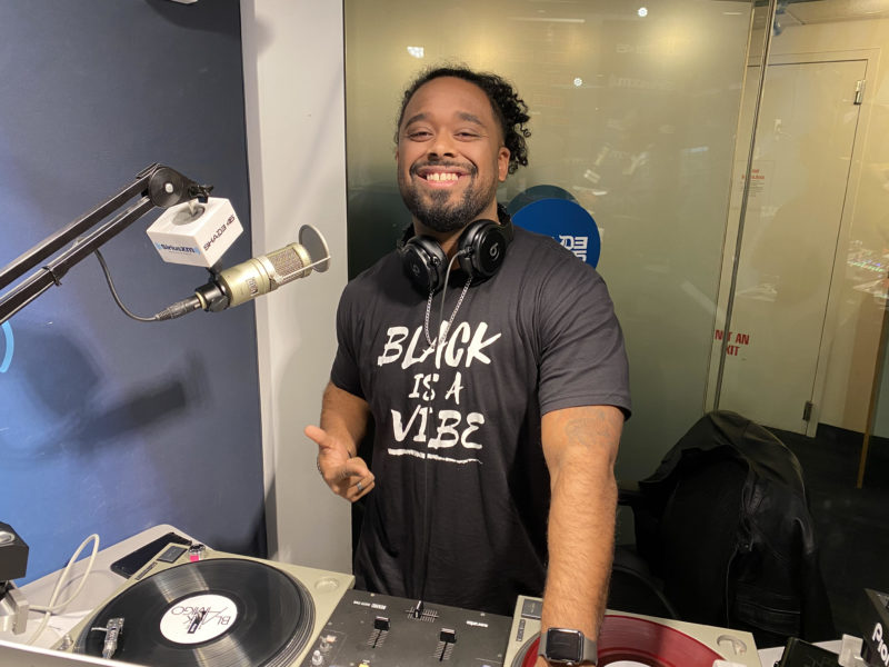 The Black Amigo Sway In The Morning Mix