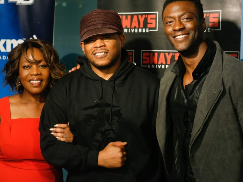 Alfre Woodard and Aldis Hodge Talk New Film 'Clemency'