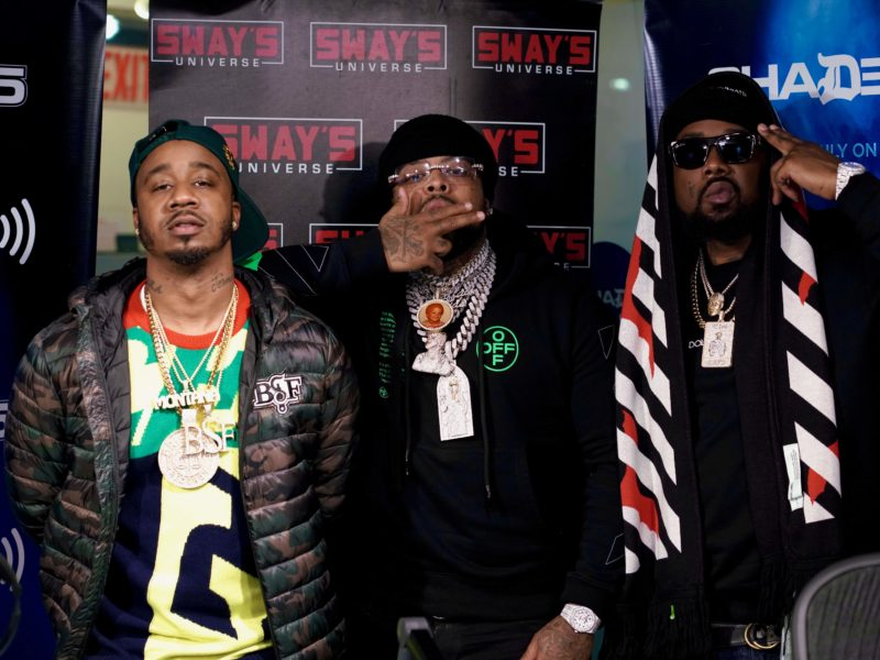 Griselda Records Talk Music and Business on Sway in the Morning