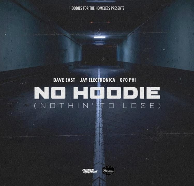 """Exclusive: Dave East, Jay Electronica, & 070 Phi – """"No Hoodie (Nothin' To Lose)"""""""