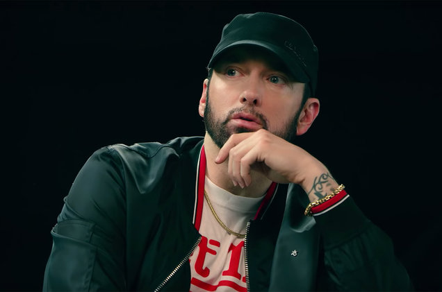 "Eminem Releases ""Music To Be Murdered By"""