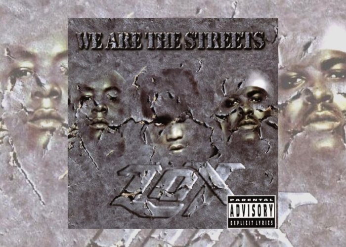 "Happy 20th Anniversary to the Lox and their album ""We Are the Streets"""