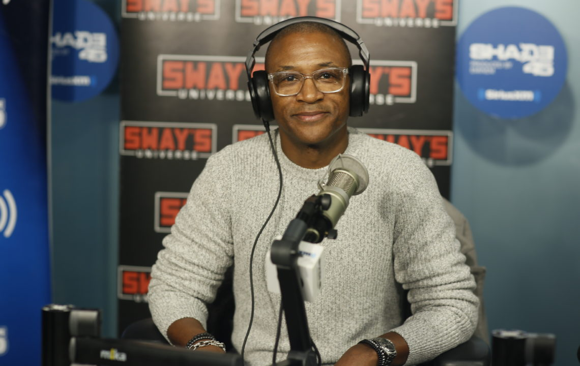Tommy Davidson Talks Halle Berry, Jamie Foxx and New Book 'Living In Color'