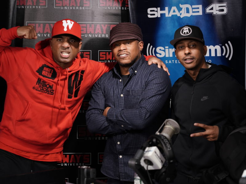 Gillie Da Kid and Wallo 267 Say Spouses Should Be Allowed One Day A Week to Cheat