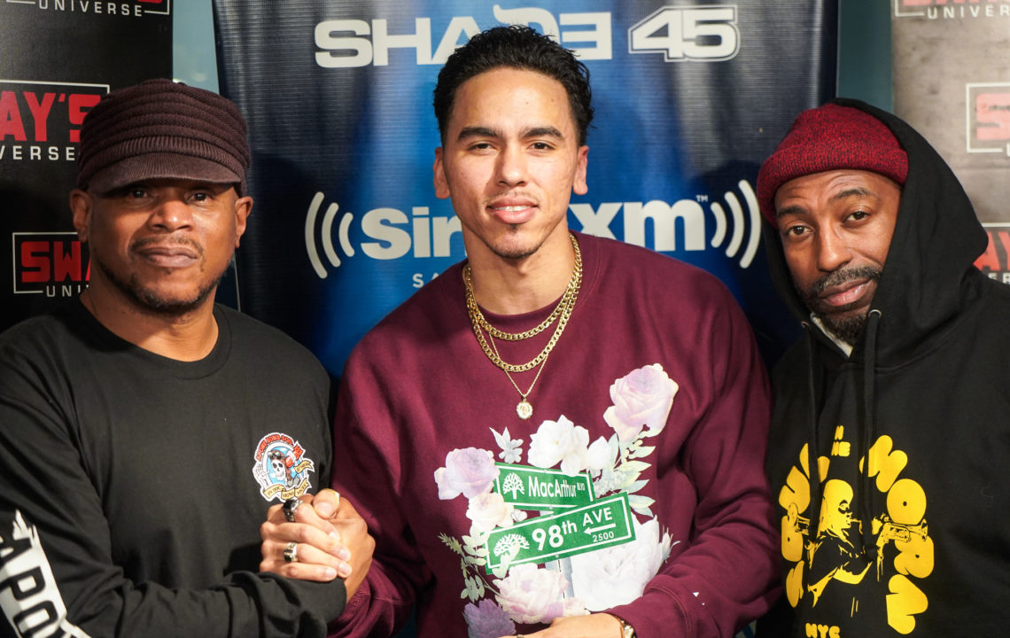 Adrian Marcel Speaks on Balancing Roles as An Artist & CEO