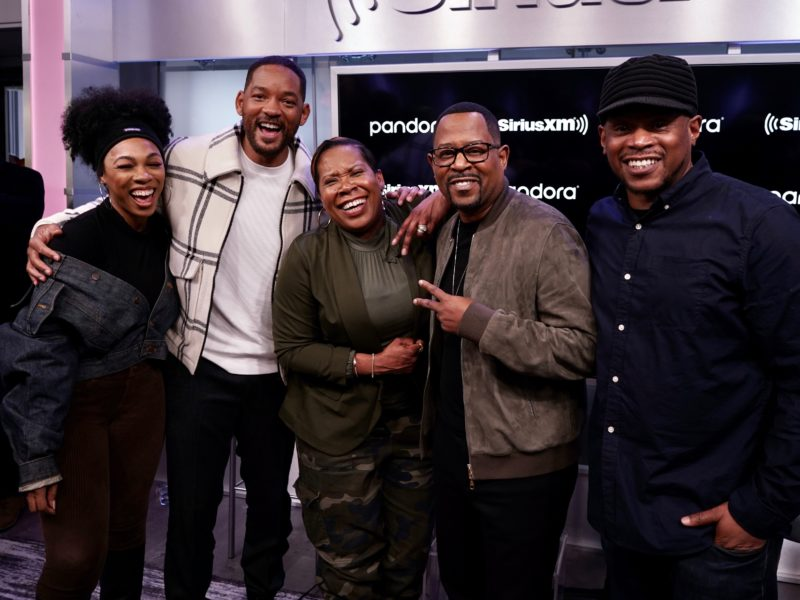 Will Smith and Martin Lawrence Talk 'Bad Boys for Life' Movie, Life Lessons & Drops Advice