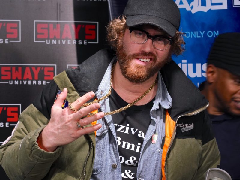 "TJ Miller Talks New Horror Thriller Film, 'Underwater' & Chimes in on ""Celebrity Wire"""