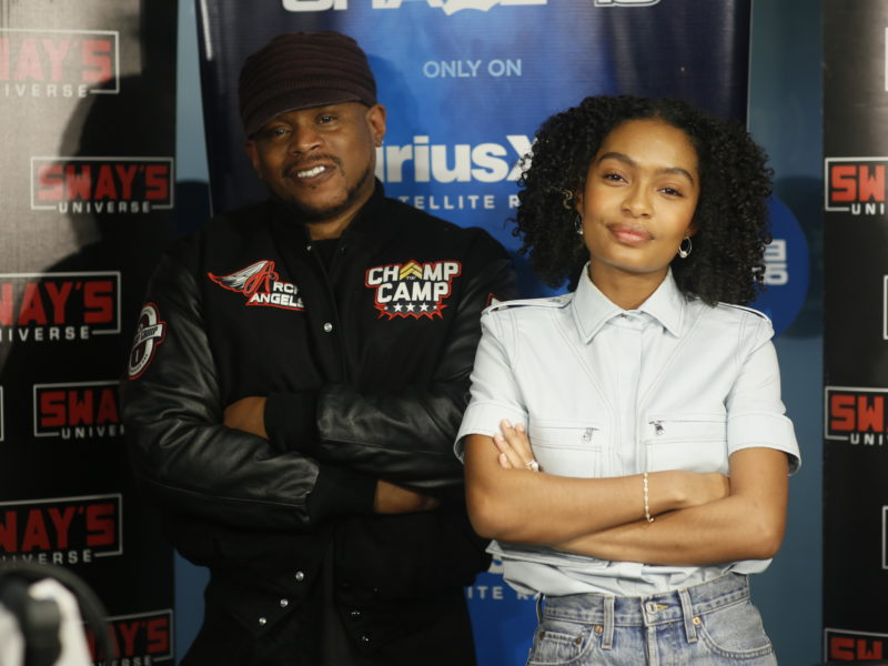 Yara Shahidi Gives Advice to Parents About Teens + Talks Activism & 'Grown-ish'