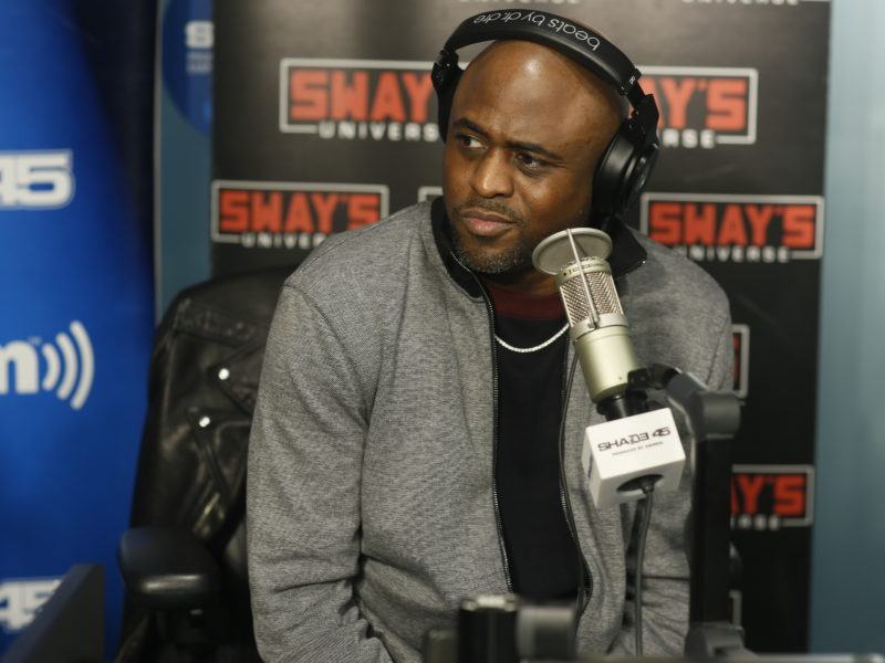 Wayne Brady Destroys 5 Fingers of Death Freestyle