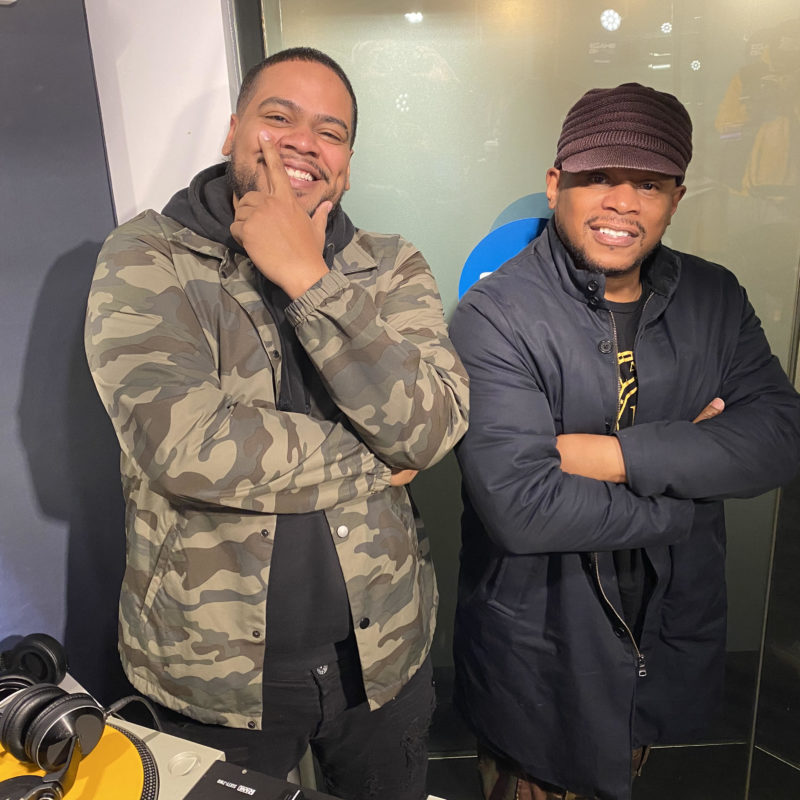 DJ Ric Roc Sway In The Morning Mix