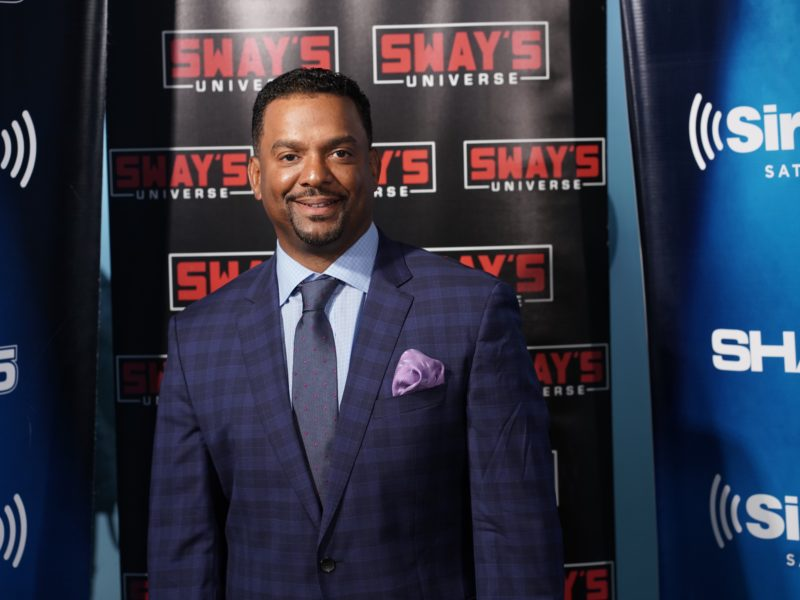 Alfonso Ribeiro Speaks on His Relationship with Will Smith and The Fresh Prince Cast