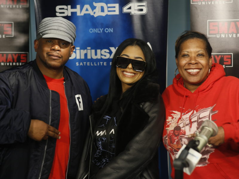 Lady London On Family, Chino XL, Working with Dave East, OT Genasis & Freestyles