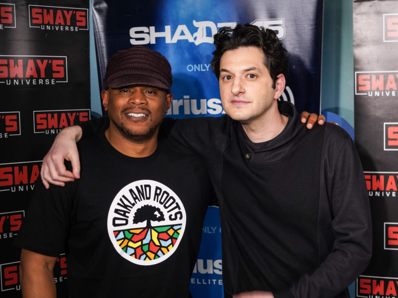 "Ben Schwartz Raps Along to Sugarhill Gang's ""Rappers Delight"" in Sonic the Hedgehog's voice"