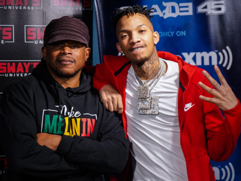"Stunna 4 Vegas Talks Making Money, New Album ""Rich Youngin"" Working with DaBaby and Freestyles"