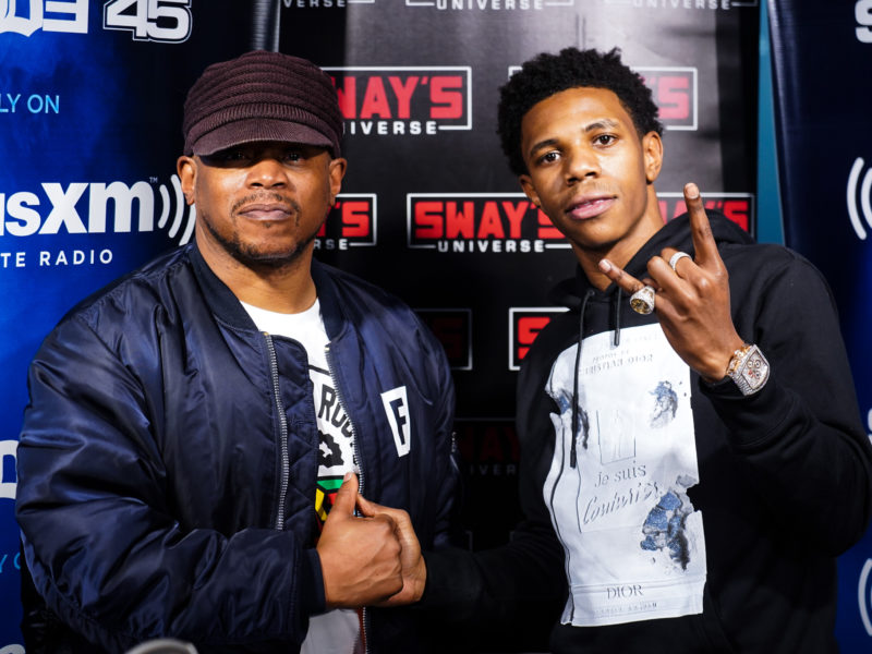 A Boogie Wit Da Hoodie Freestyles + Talks Upbringing and New Album 'Artist 2.0'