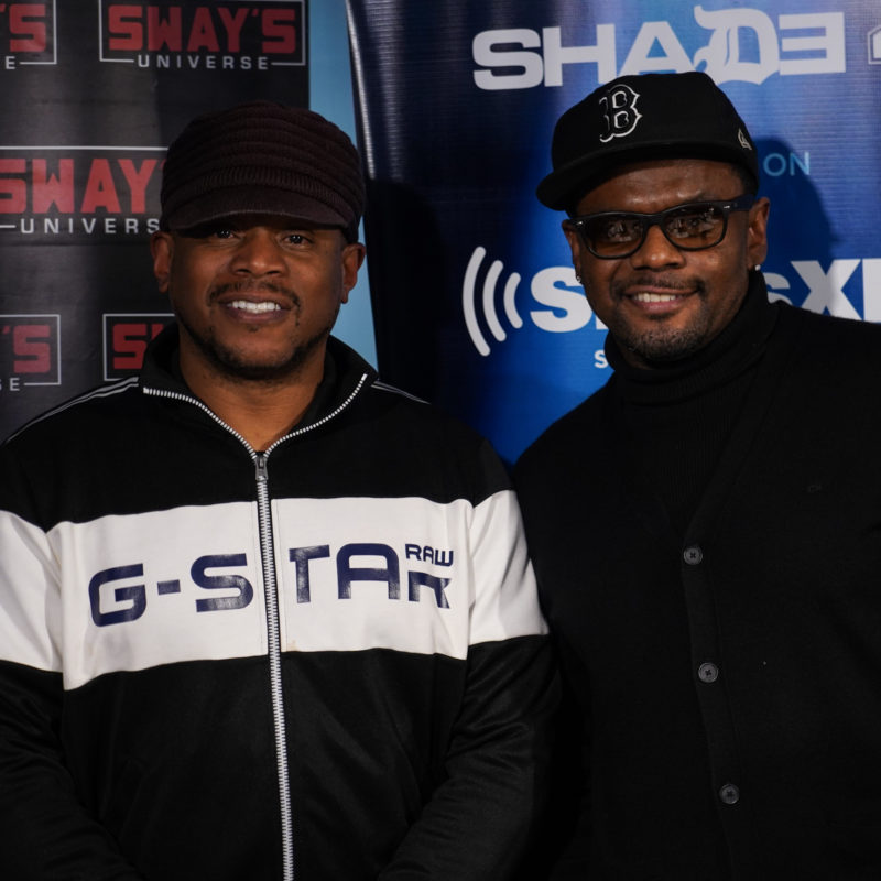Carl Thomas Speaks on Being Signed to Bad Boy Records, Mase, Diddy & New Music