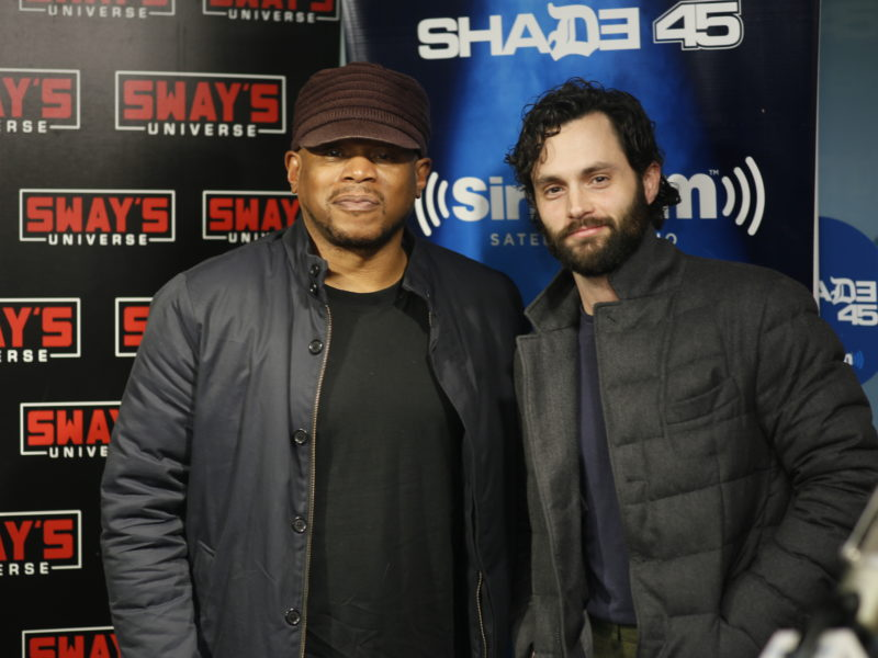 'You' Star Penn Badgley on What to Do If You Have a Stalker