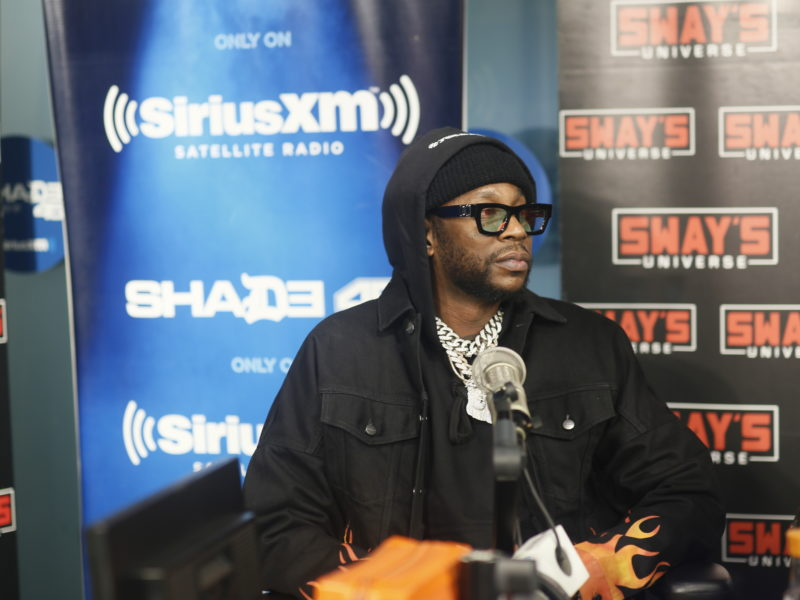 2 Chainz Introduces T.R.U. Artists and Talks 'No Face No Case' Album