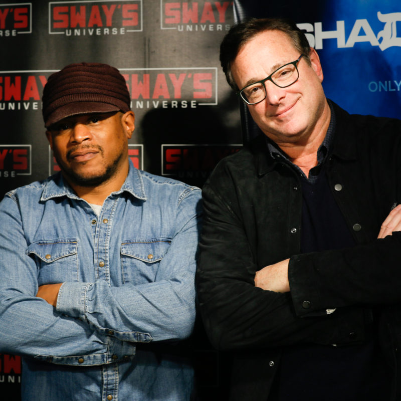 Bob Saget Freestyles + Talks New Comedy Tour, Family and The Current State of Politics