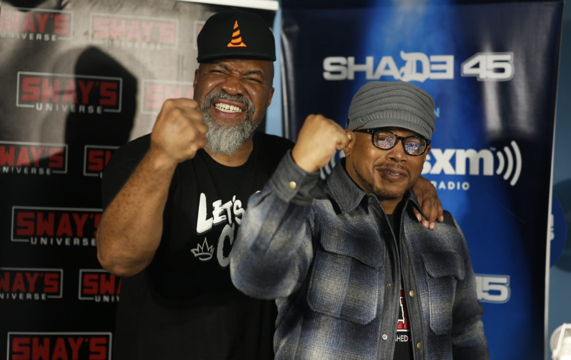 Shannon Briggs Reveals Convo with Fury, Dealing with PTSD + New Boxing Gym with Mike Tyson