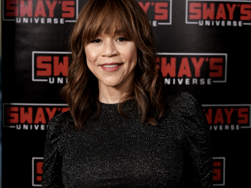 "Rosie Perez Gets Candid: Ageism, Dancing & New Movie ""Birds of Prey"""