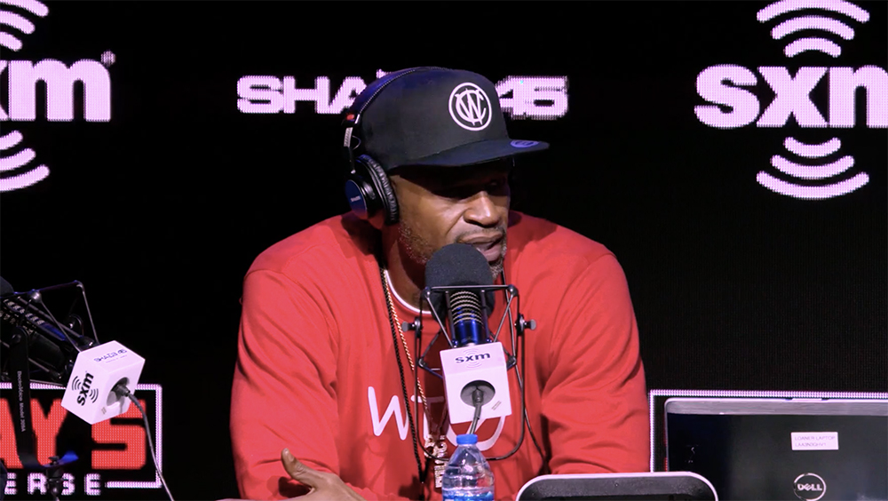 Stephen Jackson and Sway Reminisce About Kobe Bryant