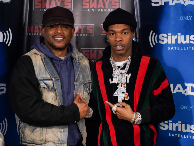 "Lil Baby Talks New Album ""My Turn"", Working with Lil Wayne and Lil Uzi Vert & Top 5 Rappers"