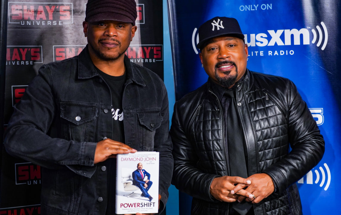 Daymond John Gives Advice On How To Become Successful And Power Shift To The Position You Want