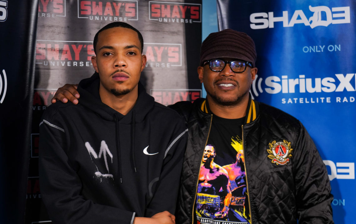 G Herbo on How Therapy Helped Him + Talks New Album & Freestyles Live