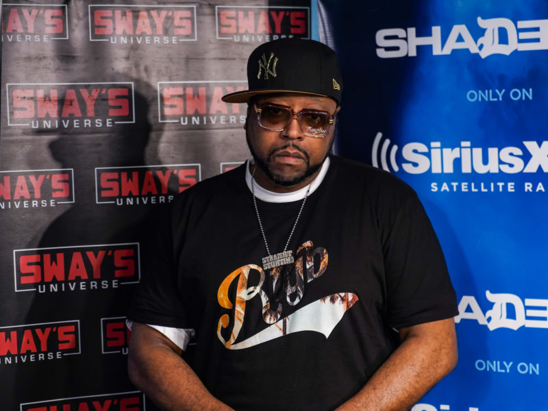 "DJ Kay Slay Talks New EP ""Living Legend"" & Underestimating Kendrick Lamar"