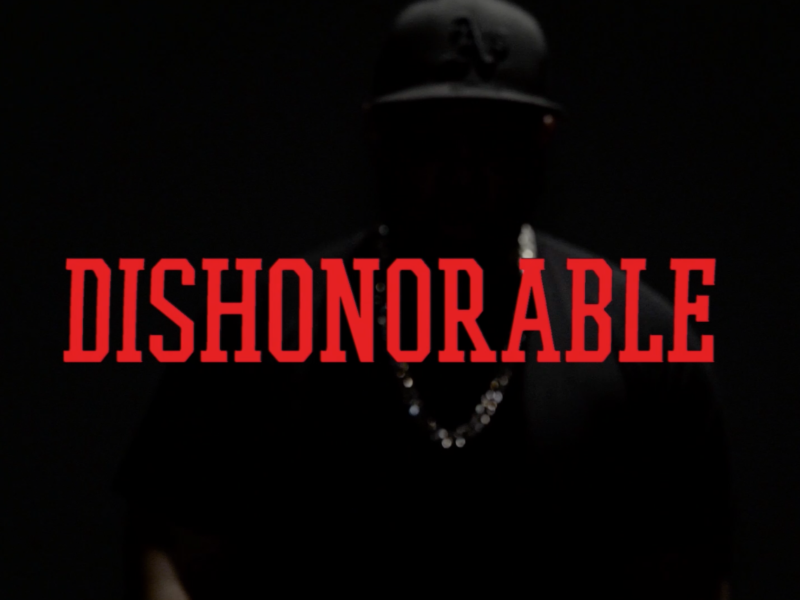 "Exclusive: E-A-SKI Releases New Video For ""Dishonorable"""