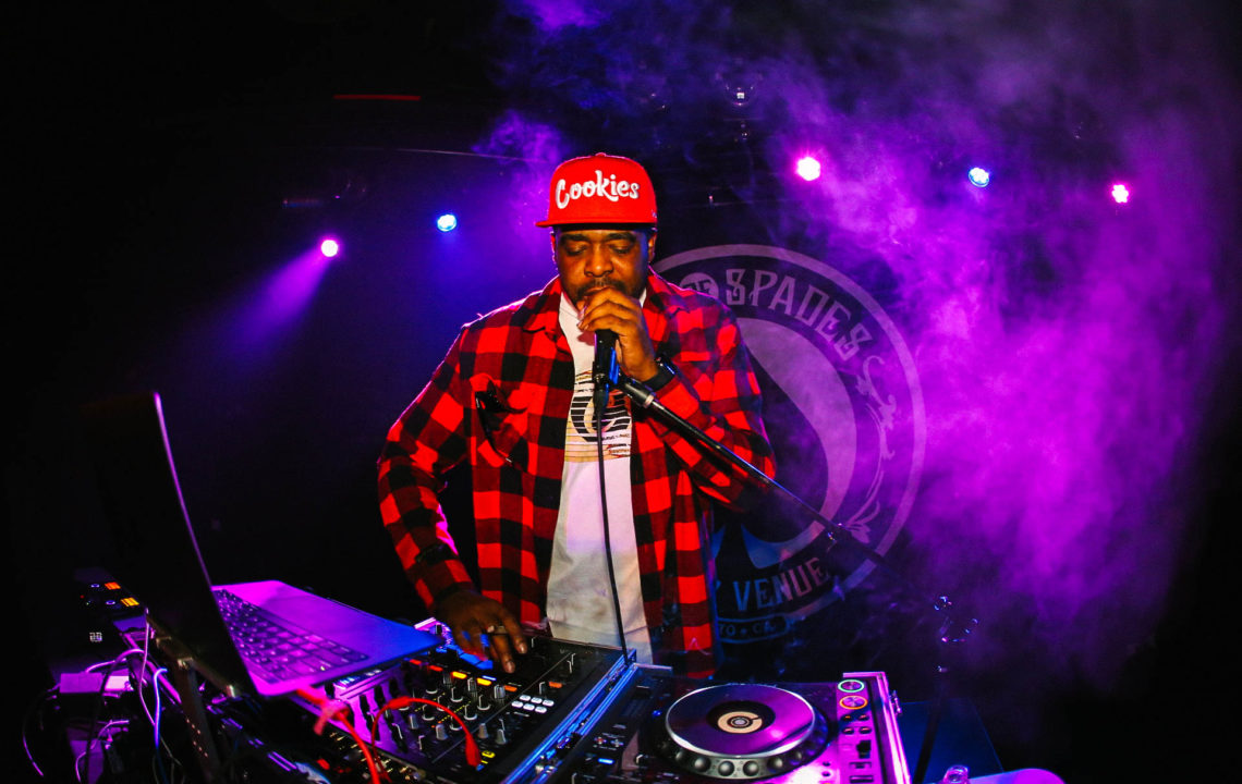 DJ Tephlon 4/20 Sway In The Morning Mix