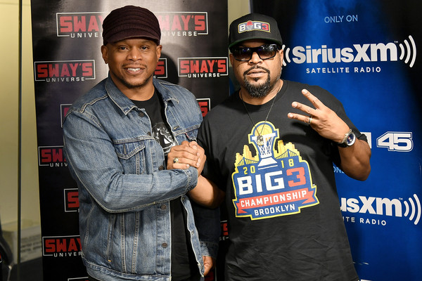 Ice Cube Speaks About The Need For A Contract With Black America