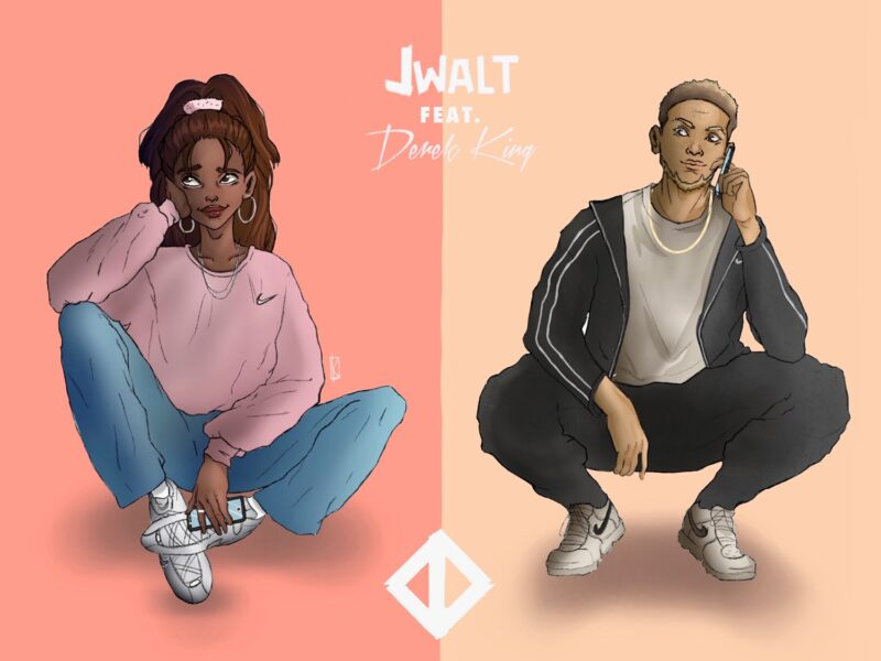 "Jwalt Releases New Single ""Don't Fight It"" Featuring Derek King"