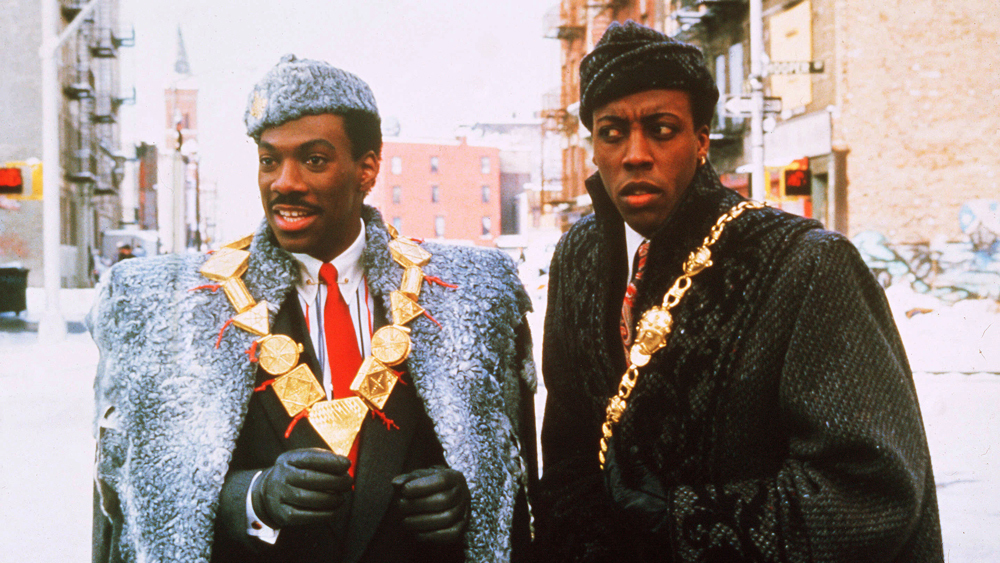 Eddie Murphy's 'Coming To America 2' Lands With Amazon Studios for $125 Million