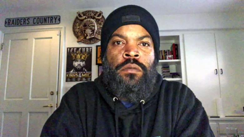 Ice Cube Continues To Clear The Air Over His Work With Trump
